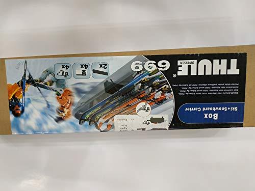 Thule TH699000 - Skiträger, Mehrfarbig, Universalgröße