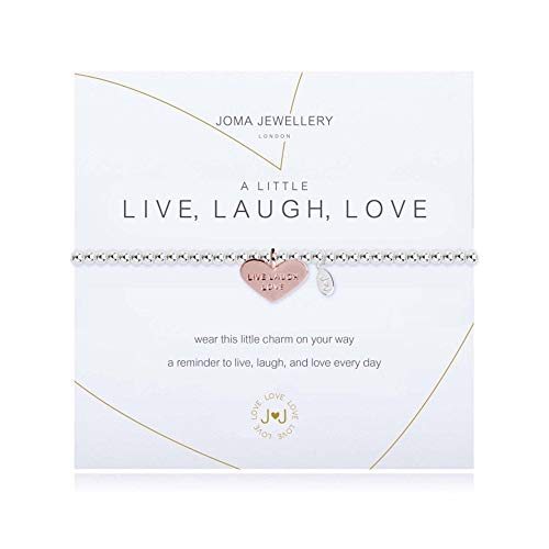 Joma Jewellery Armband – A Little Live Laugh Love