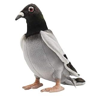 Plush Soft Toy Pigeon by Hansa. 29cm. 6299