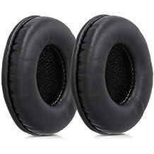 kwmobile 2X Almohadillas para Auriculares Sony MDR-V150 / V250 / V300 - Almohadillas de