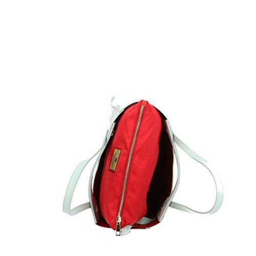 Chicca Borse Borsa a tracolla in pelle 40x38x14 100% Genuine Leather Marina