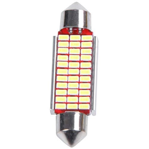 XZANTE 2 Pezzi C5W C10W 41mm 3014 33SMD Festoon LED Canbus Auto Inteiror Lampadina Luce Targa 12V