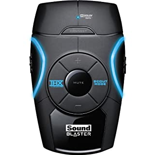 Creative Sound Blaster Recon3D USB - Carte Son Externe Multiplateforme (Xbox, PS3, PC, Mac) (B005HGDQD0)   Amazon price tracker / tracking, Amazon price history charts, Amazon price watches, Amazon price drop alerts
