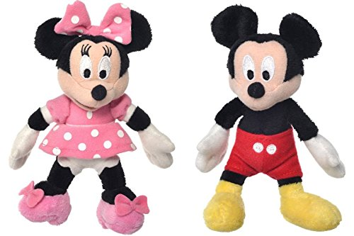 Mickey Mouse Clubhouse 5 Inch Mickey and Minnie Assortment