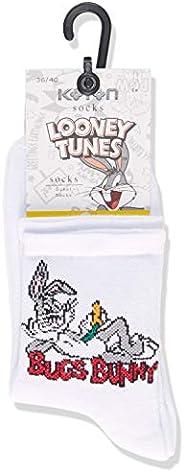 Koton Kadın Günlük Çorap, Beyaz (Beyaz 000), Tek Ebat (Üretici Ölçüsü: T)