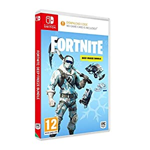 "Fortnite: Deep Freeze Bundle ""Download-Code für Zubehör"" [Nintendo Switch]"