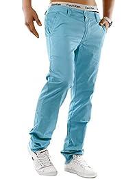 ArizonaShopping - Hosen Herren Chino Hose Stretch Jeans Straight H1245