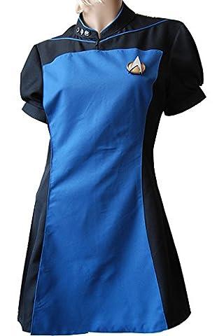 Costumes Star Trek Robe - jeylu Star Trek TNG The Next Generation