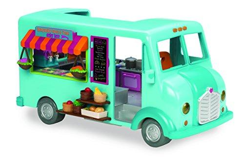 Imaginarium 82234 - Camomille food van, Imbisswagen mit Zubehör (Food Truck-zubehör)