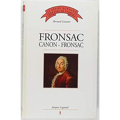 FRONSAC. Canon-Fronsac