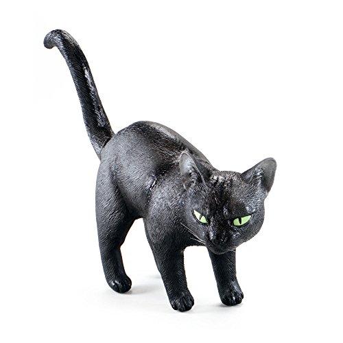 Bristol Novelty AK038 Gummi Schwarze Katze Requisite