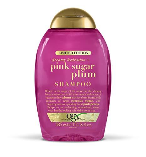 ogx Pink Sugar Plum Shampoo, 385ml