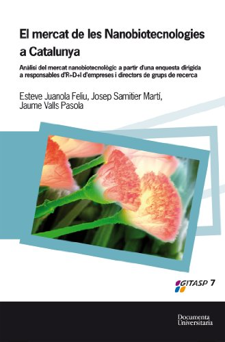 La nanobiotecnologia a Catalunya (UdG Publicacions) (Catalan Edition)