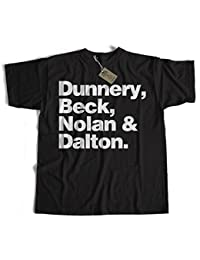 Old Skool Hooligans A Tribute To It Bites T Shirt - Dunnery Beck Nolan Dalton Names