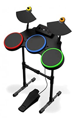Guitar Hero World Tour: Standalone Wireless Drum Controller (Xbox 360) from Activision