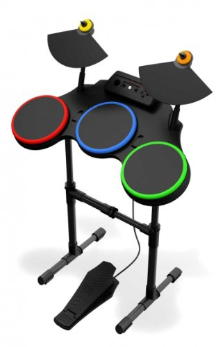 Guitar Hero - World Tour Drum (Playstation-drum-set)