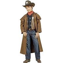 Amazon.es  disfraz sheriff niño 338554d6361