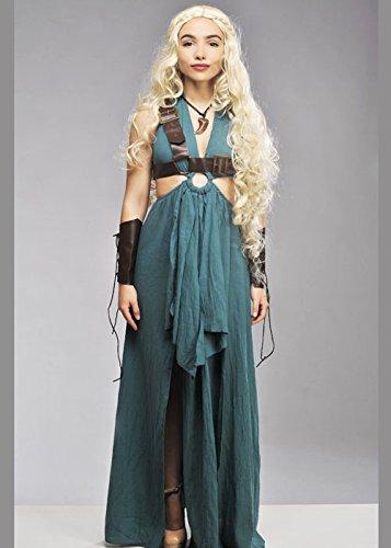 Womens Mutter der Drachen Stil Kostüm M (UK 10-12)