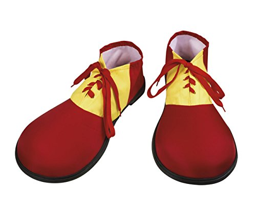 Boland 55509 Clown Schuhe, unisex-adult, One Size