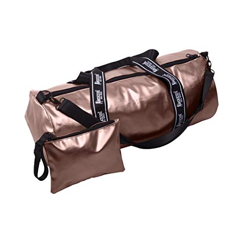 BOXEUR DES RUES Damen BXT-47BAG Sporttasche Mit Personalisierten Griffen Kupferfarbe U Preisvergleich