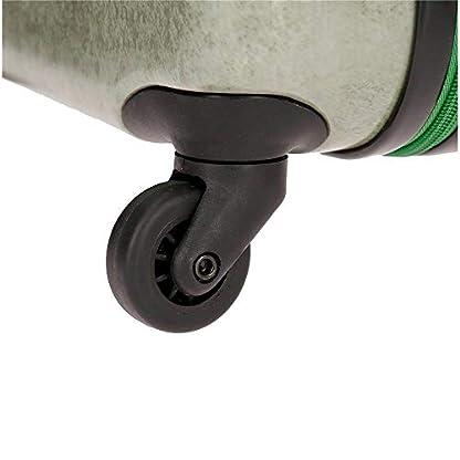 41cZmbnUn8L. SS416  - Gorjuss 3221661 The Scarff Juego de Maletas 67 cm, 97 litros, Verde