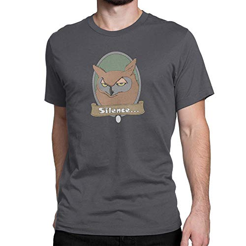 Preisvergleich Produktbild Silence Owl Gaming T-Shirt (XXL)