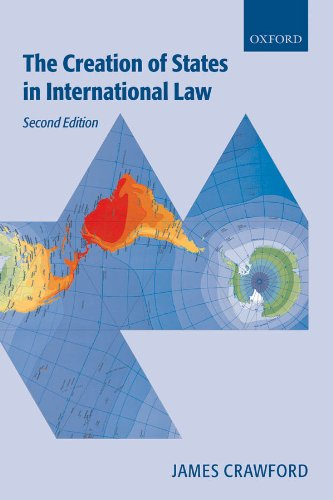 The Creation of States in International Law por James R. Crawford