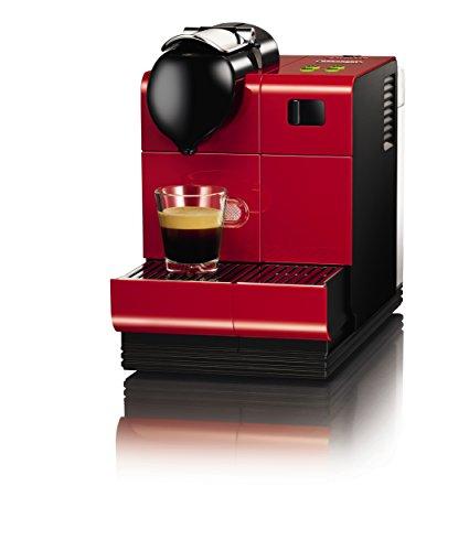 Nespresso Lattissima+ EN 521.R Macchina per Caffè Espresso, Colore Rosso - 5