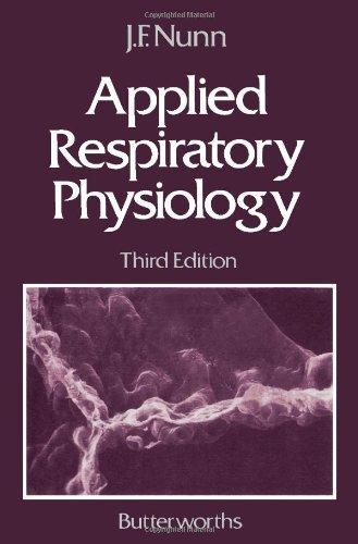 Applied Respiratory Physiology by John F. Nunn (1987-09-30)