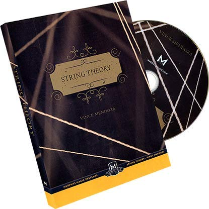 Murphy's String Theory (DVD and Gimmick) by Vince Mendoza - DVD