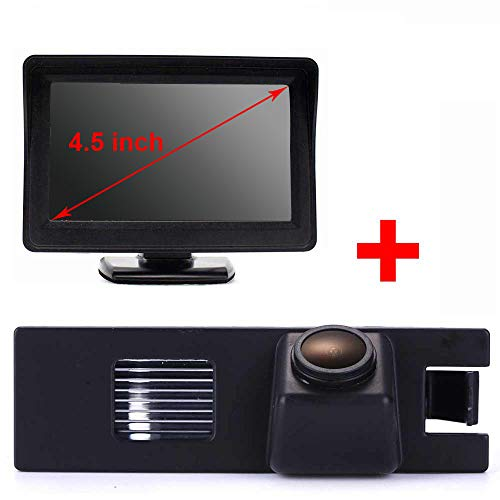 Kennzeichenbeleuchtung Kamera Wasserdicht Auto Rückfahrkamera Einparkkamera+4.5