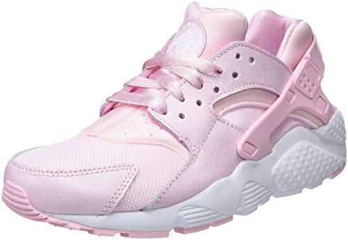 Nike Kinder Huarache SE (GS) Sneaker, Rosa, 38.5 EU