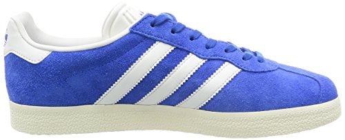 "Herren Sneakers ""Gazelle Super"" Blau (Blue/vintage White/gold Metallic)"