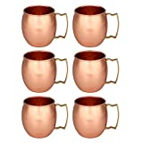 Best Moscow Mule Mugs - Zap Impex ® Copper Moscow Mule handmade Pure Review