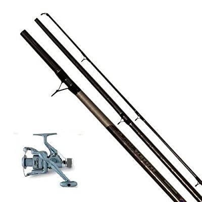 12ft Float Match Waggler Rod & Reel Combo by carp