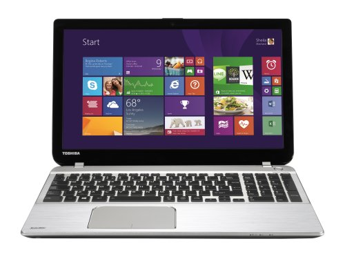 "Toshiba Satellite P50-B-11M - Portátil de 15.6"" (Intel Core i7 4720HQ, 16 GB de RAM, disco Híbrido de 1 TB + 8 GB SSD, Windows 8.1 ), gris - Teclado QWERTY Español"
