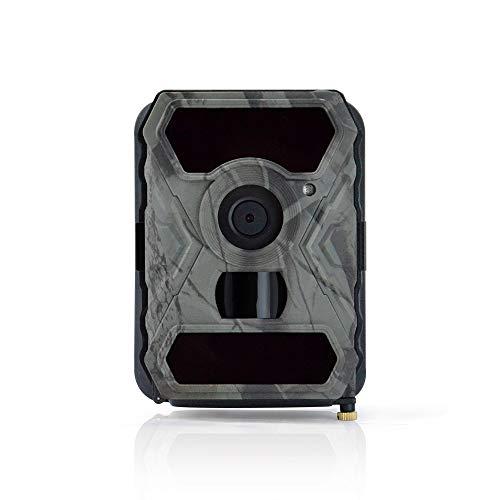 CXL Trampa de cámara de Vida Silvestre al Aire Libre, Tiempo de activación de la cámara de Caza portátil de 12 megapíxeles 0,4 Segundos, cámara de visión Nocturna por Infrarrojos, Adecuada para Caza
