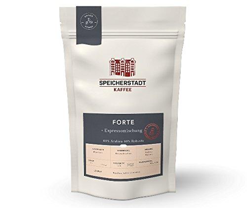 Forte - Speicherstadt Espressomischung 500g in Bohnen
