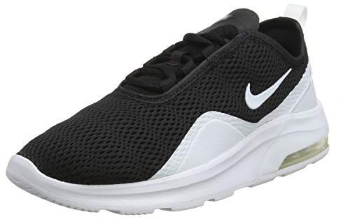 Nike Herren Air Max Motion 2 Laufschuhe, Mehrfarbig (Black/White 003), 47 EU