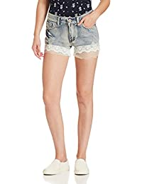 Jealous 21 Women's Cropped Shorts