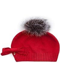 Didizhang Sombrero Sombrero De Algodón De Invierno De La Mujer Elegante Y  Cómodo Y Cálido Baotou 35eb6e9d24e