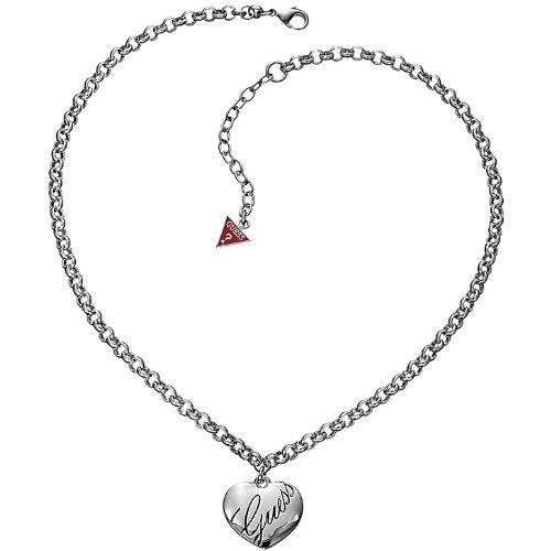 guess-ubn10101-collier-coeur-charm-pendentif