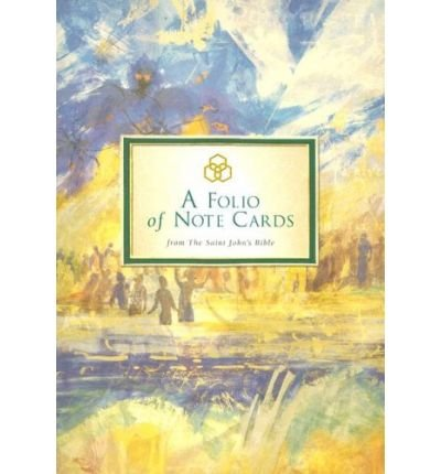 Gospels of Mark & John a Folio of Note Cards (Mixed media product) - Common