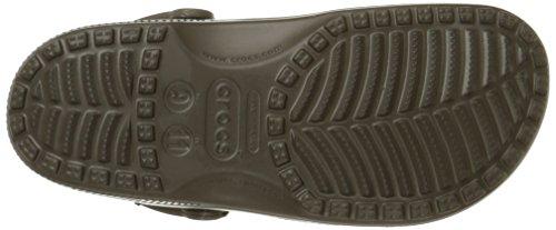 Crocs Classic, Sabots Mixte Adulte Marron (Chocolate)