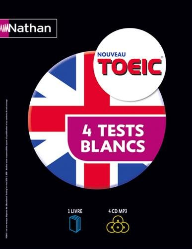 TOEIC 4 tests blancs