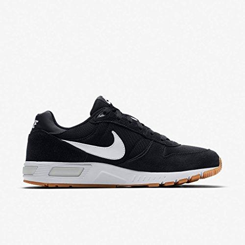 Nike Night Gazer Freizeitschuh Größe: 43/9.5 Farbe: 9500 Black (9500 Farbe)