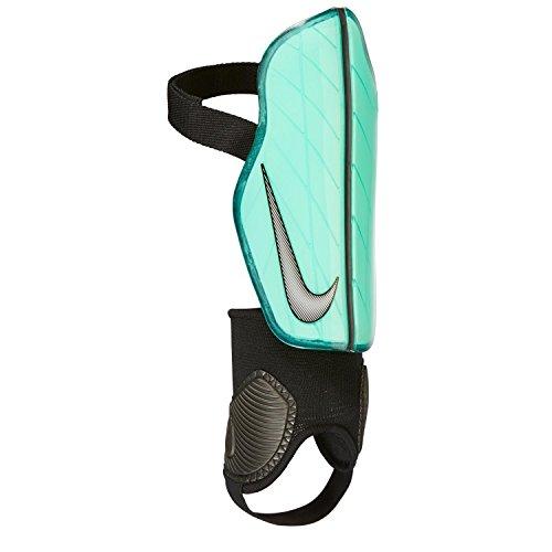 Nike Kinder Schienbeinschoner Protegga Flex, Black/Black/Volt, M, SP0314-010