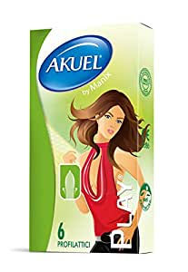 Akuel Play B x 6 Preservativi