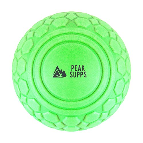 Peak Supps Massage Ball Large - Myofascial Release | Trigger Point Therapy | Deep Tissue Therapy | MFR