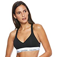 Calvin Klein bralette for women in Black, Size:Small
